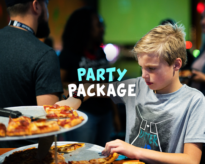 Party Package - HALF-OFF