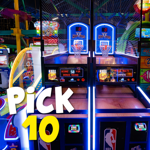 Pick 10 Attractions - 59% Off!!