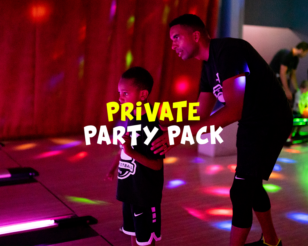 Private Party Pack - SAVE 40%