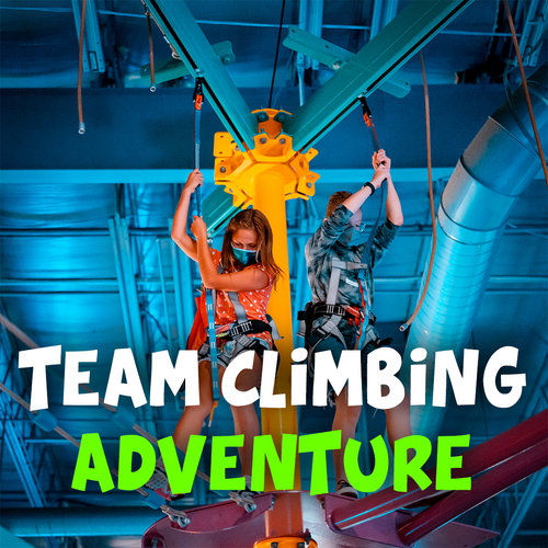 Team Climbing Adventure - 80% Off
