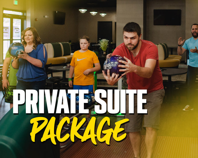 Private Suites Package