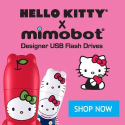 Hello Kitty x MIMOBOT