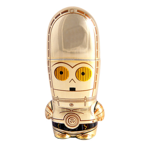 C-3PO MIMOBOT Star Wars USB Flash Drive | Mimoco