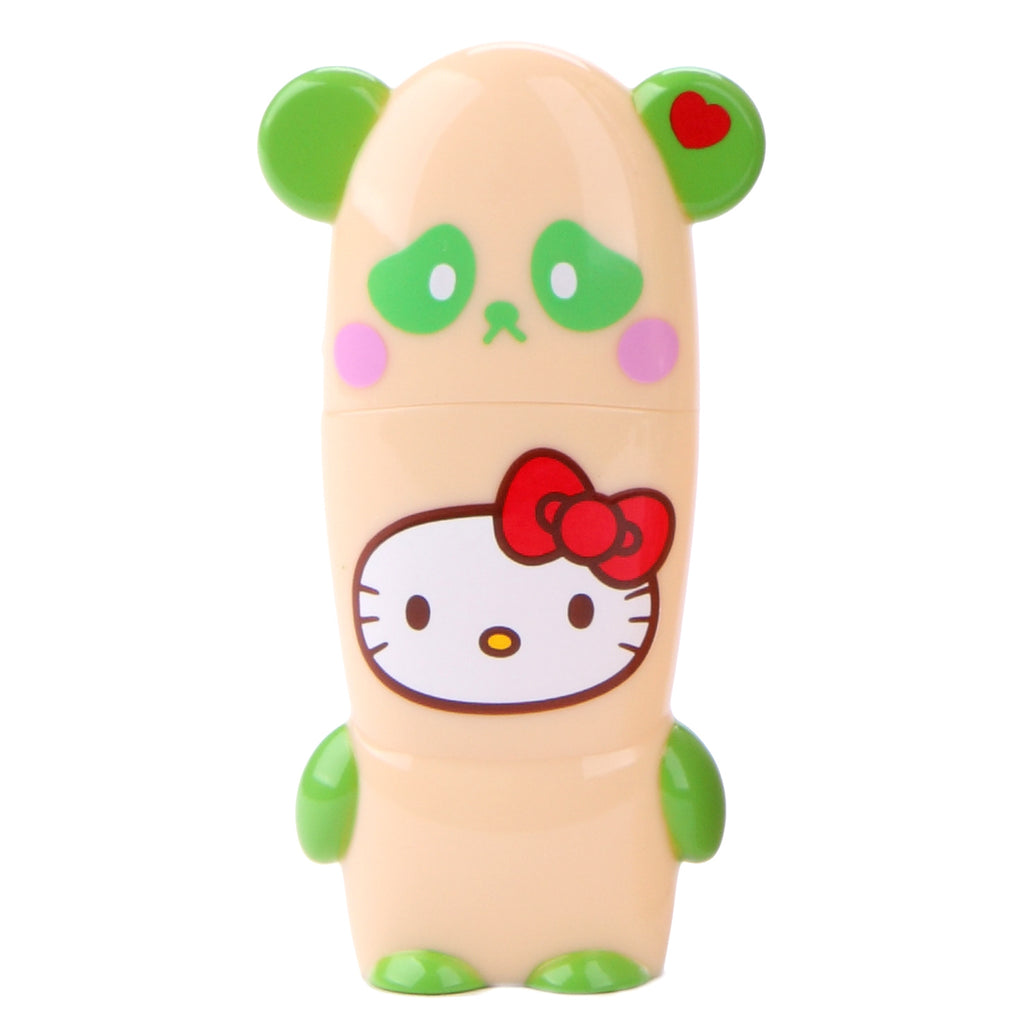 Green Panda Hello Kitty Loves Animals MIMOBOT USB Flash Drive 16GB-64GB | Mimoco