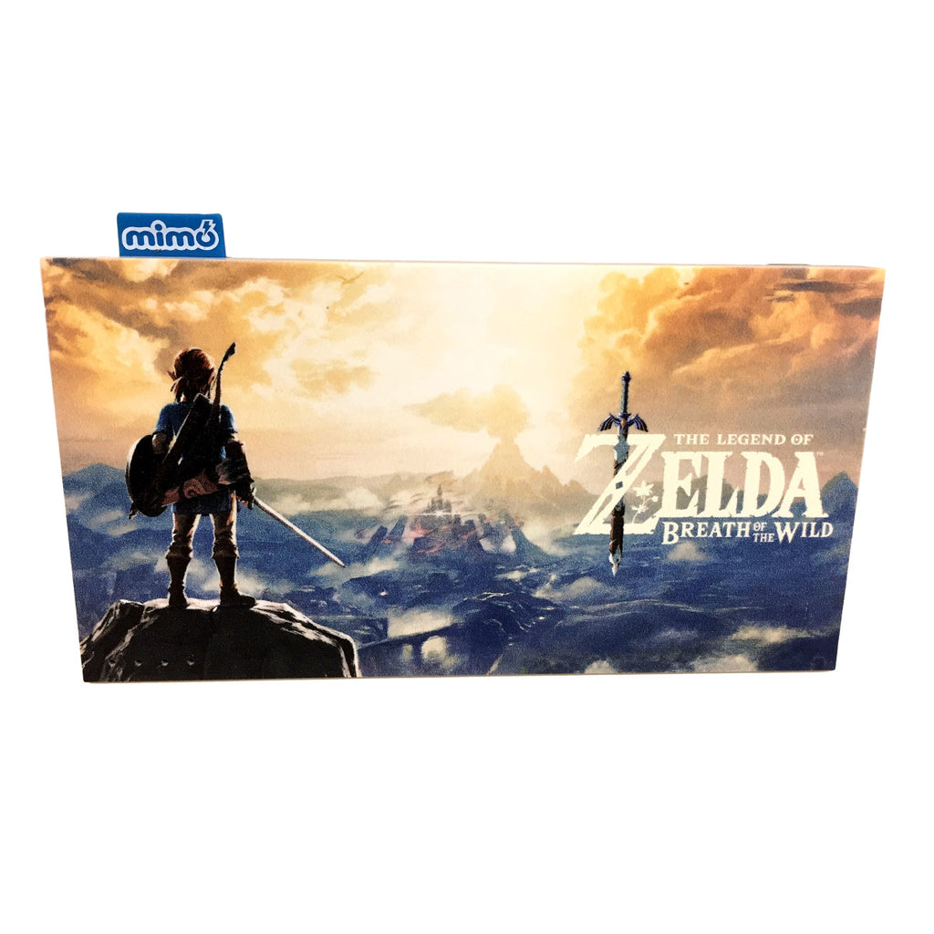 Zelda Peak MimoPowerDeck 8000mAh Nintendo Breath of the Wild Portable Charger | Mimoco