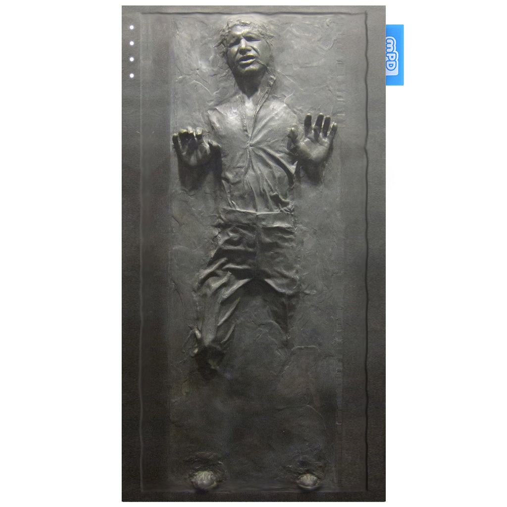 Han in Carbonite MimoPowerDeck 8000mAh Star Wars Power Bank | Mimoco