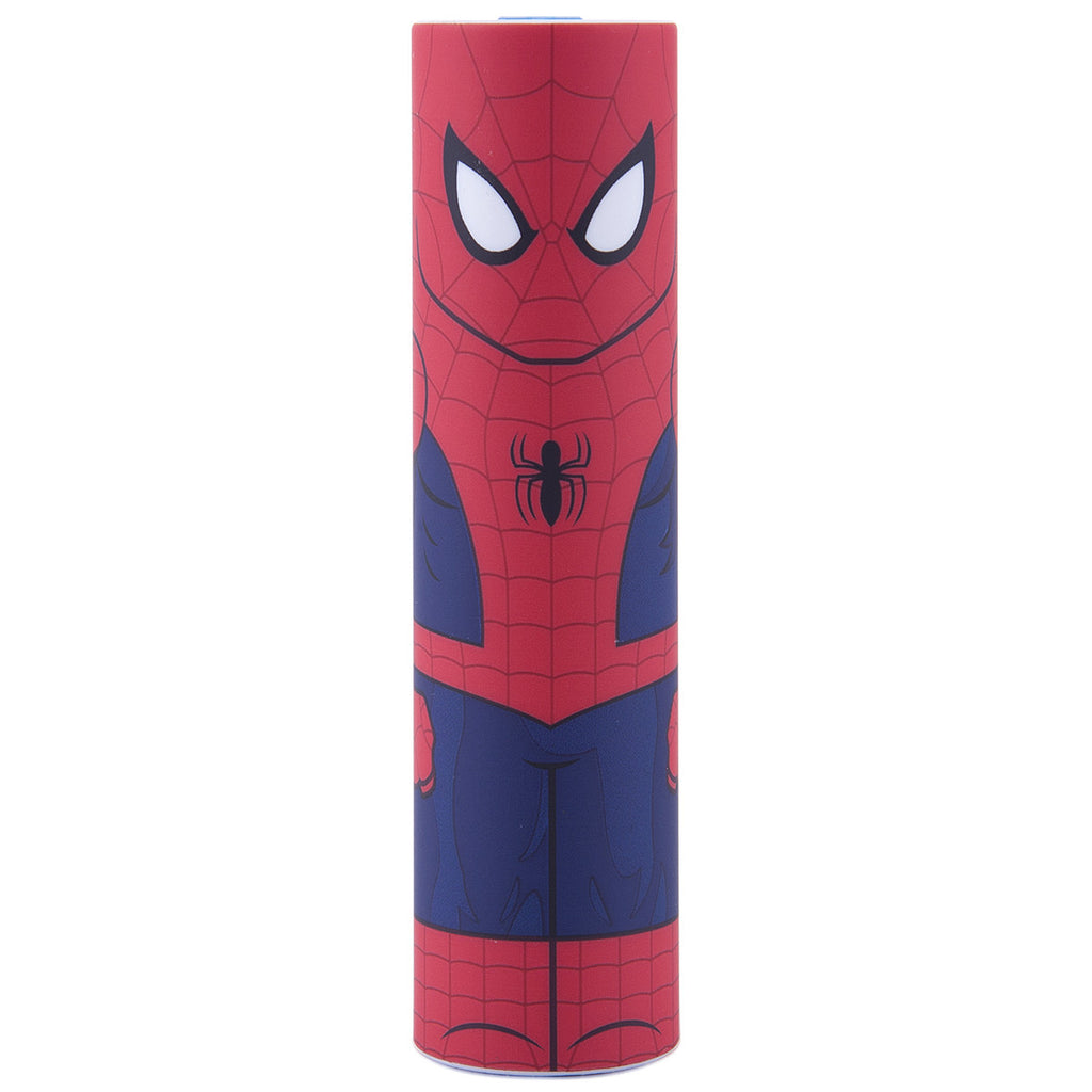 Spider-Man MimoPowerTube2 2600mAh Marvel Backup Battery | Mimoco