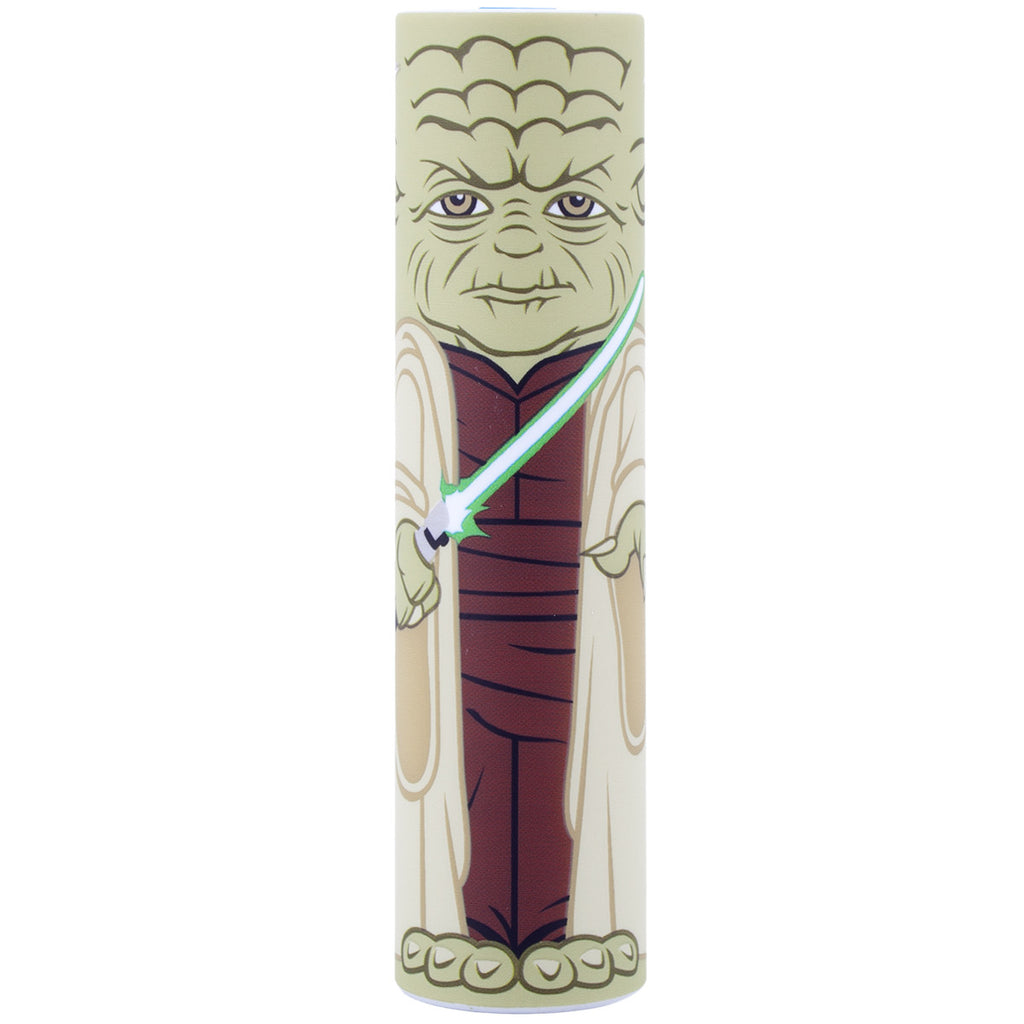 Yoda MimoPowerTube2 Star Wars 2600mAh Portable Power | Mimoco