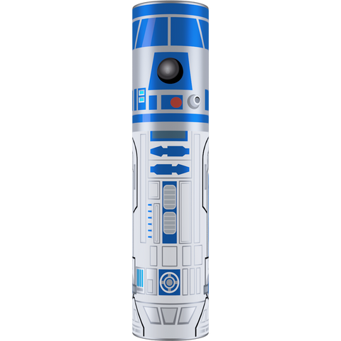 R2-D2 Star Wars MimoPowerTube 2600mAh Portable Power Bank