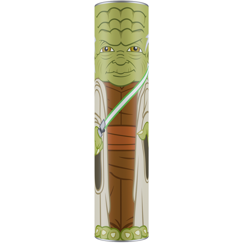 Yoda Star Wars MimoPowerTube 2600mAh Portable Power Bank