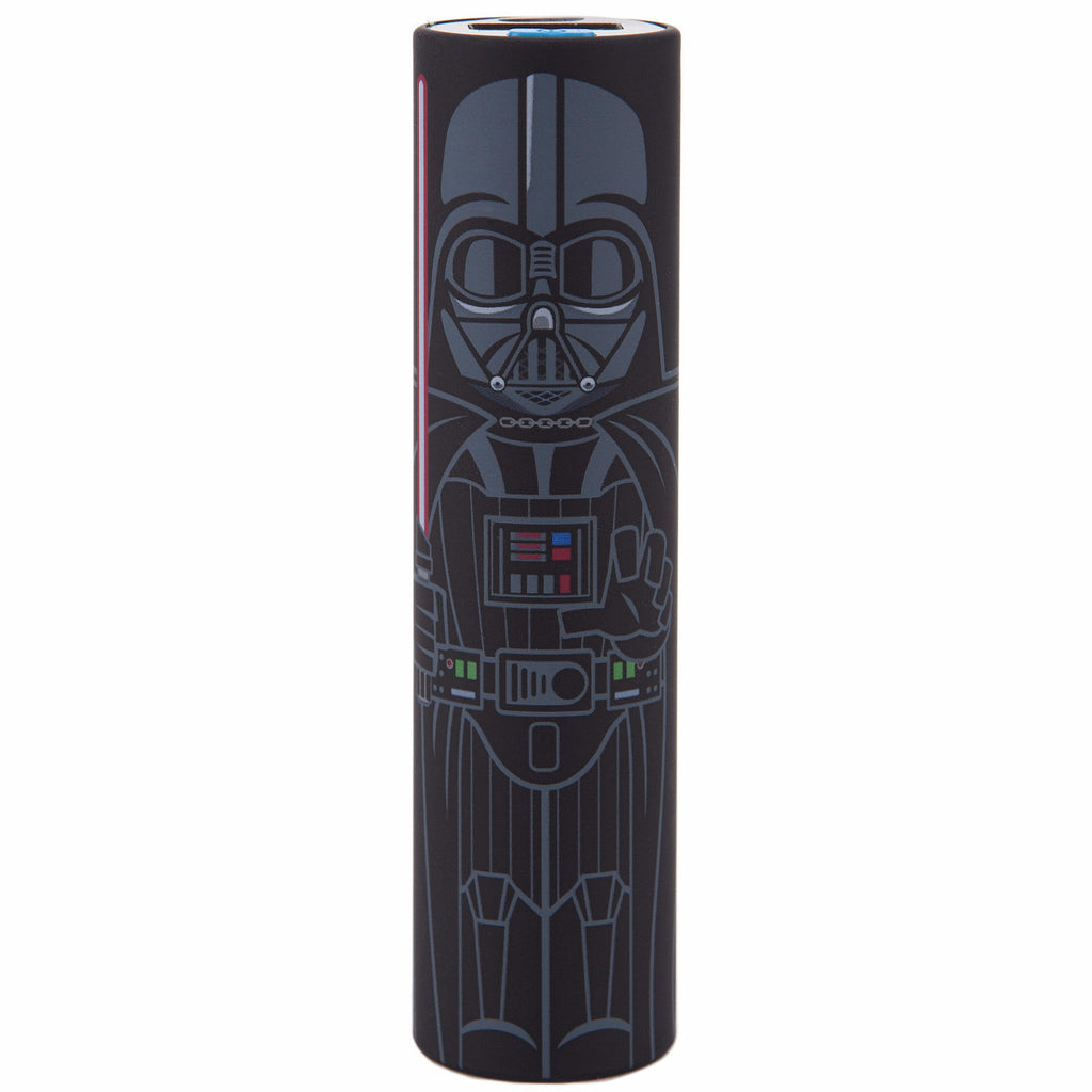 Darth Vader MimoPowerTube2 2600mAh Star Wars Portable Power | Mimoco