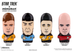Data Mimobot The Next Generation Star Trek USB Flash Drive 16GB-64GB | Mimoco