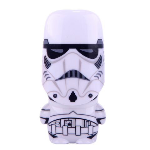 Stormtrooper Unmasked MIMOBOT Star Wars USB Flash Drive | Mimoco