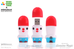 Brickle Friends With You MIMOBOT USB Flash Drive | Mimoco