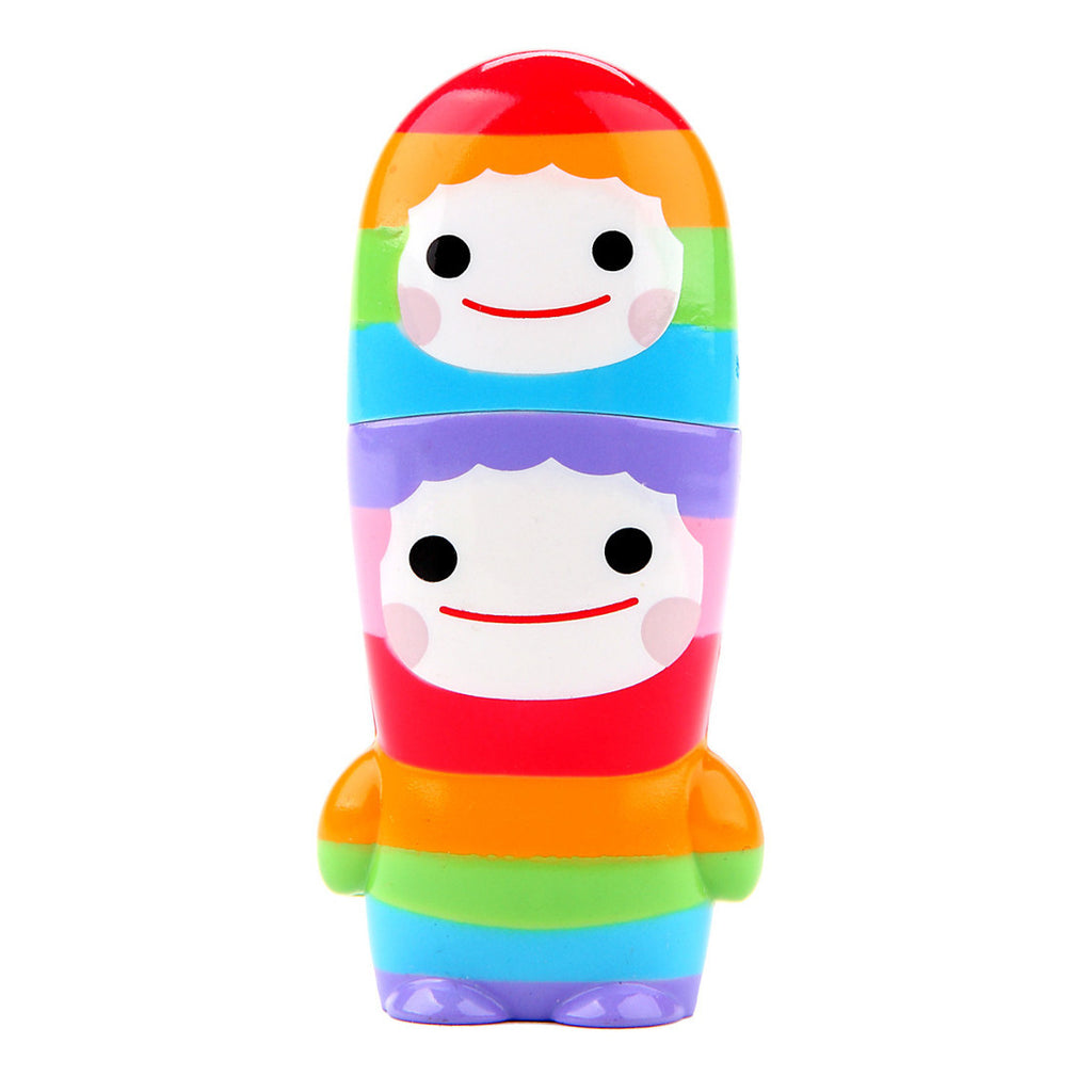 Buddy Chub Rainbow MIMOBOT Friendswithyou USB Flash Drive | Mimoco