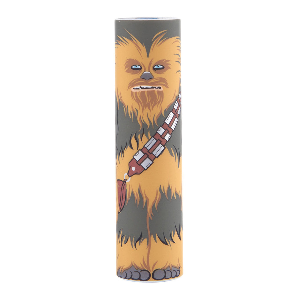 Chewbacca MimoPowerTube2 2600mAh Star Wars Portable Power | Mimoco