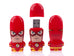 The Flash MIMOBOT DC Comics Series USB Flash Drive 8GB-64GB | Mimoco