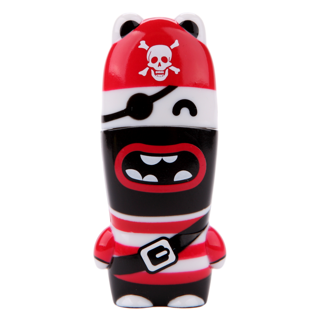 Marvin The Pirate MIMOBOT USB Flash Drive by Jacopo Rosati