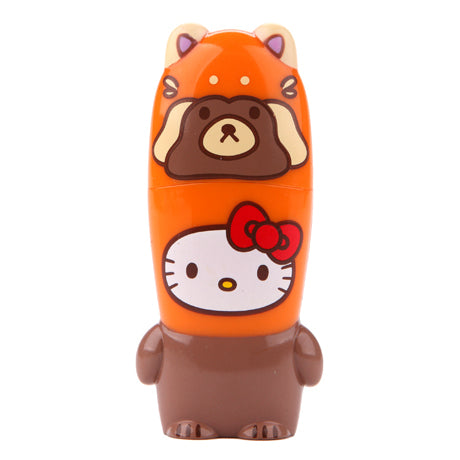 Raccoon Hello Kitty Loves Animals MIMOBOT USB Flash Drive 16GB-64GB | Mimoco