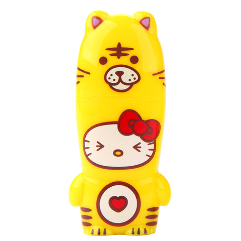 Tiger Hello Kitty Loves Animals MIMOBOT USB Flash Drive 16GB-64GB | Mimoco