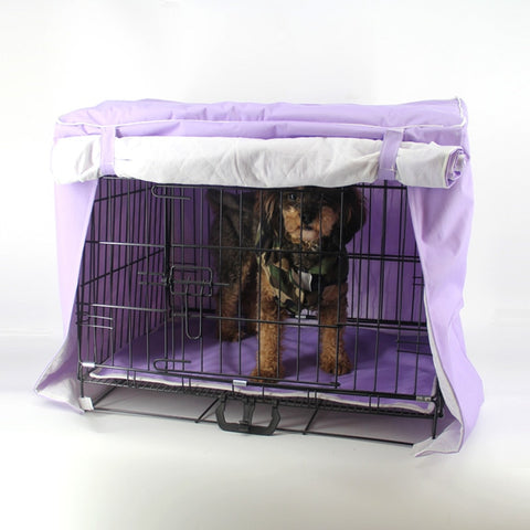 Warm Waterproof Crate Cover Large
