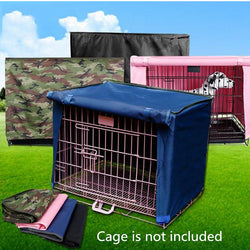 Lined Waterproof Washable Crate Cover