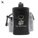 Treat Pouch With Poop Bag Compartment