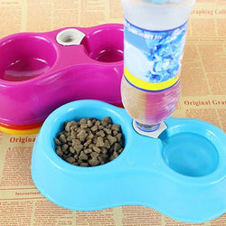 Pet Food & Water Bowl