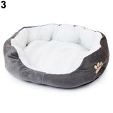 Round Snoozer Pet Bed