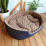 Round Pillow Pet Bed