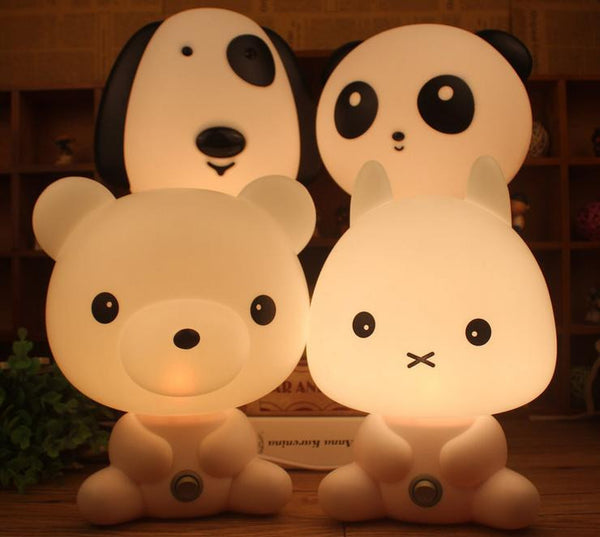 Decorative Animal Table Lamps