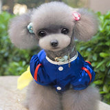 Snow White Dress Dog Costume