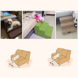 Light weight Nonslip 3 Step Pet Assist Stairs
