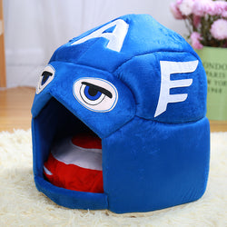 Captain America Cave Bed