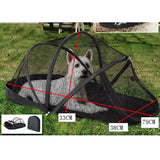 Portable Outdoor Mesh Tent Pen