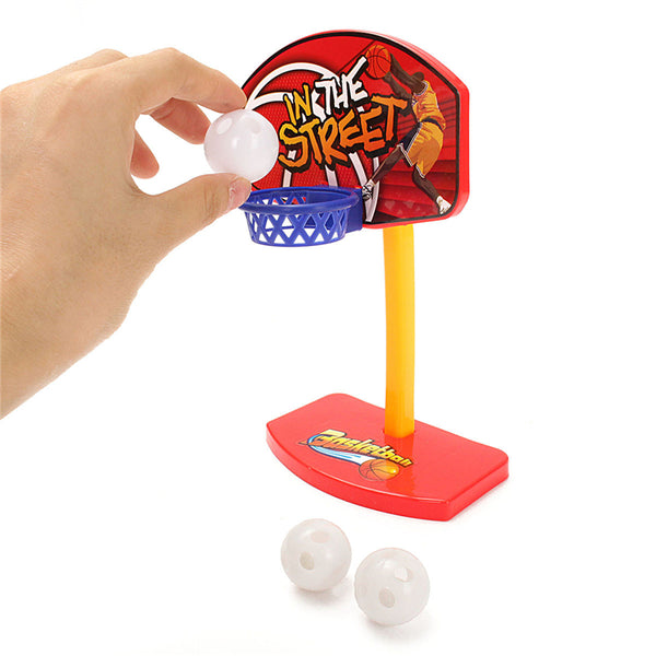 3pcs Ball Basketball Hoop Bird Toy