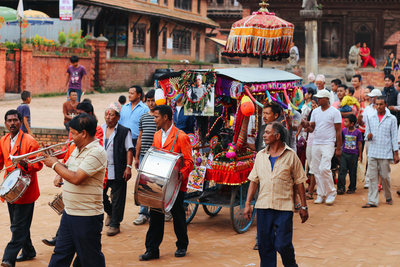 Gai Jatra: A Celebration Of Life And All Things Sacred