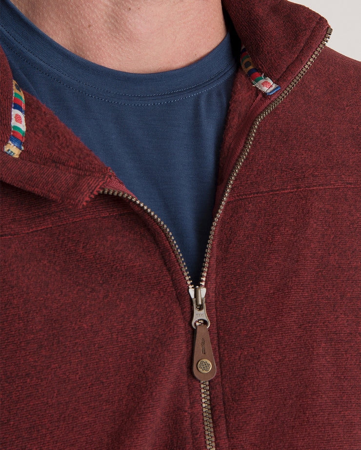 Rolpa Full Zip Fleece Jacket