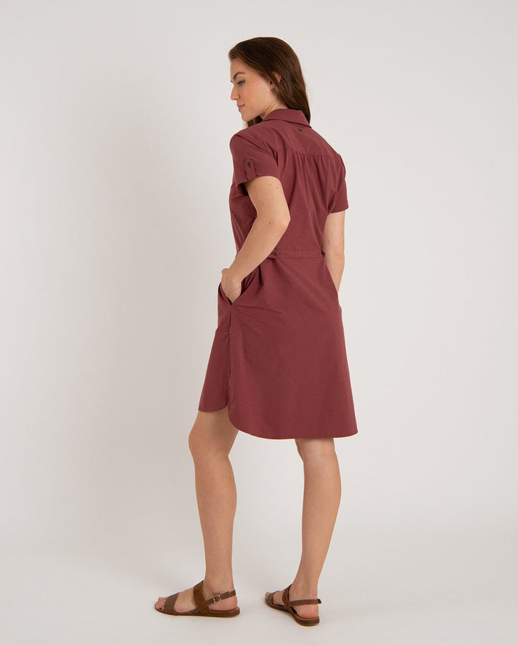 Sajilo Shirt Dress