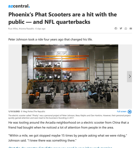 Phat Scooters Best Scooters