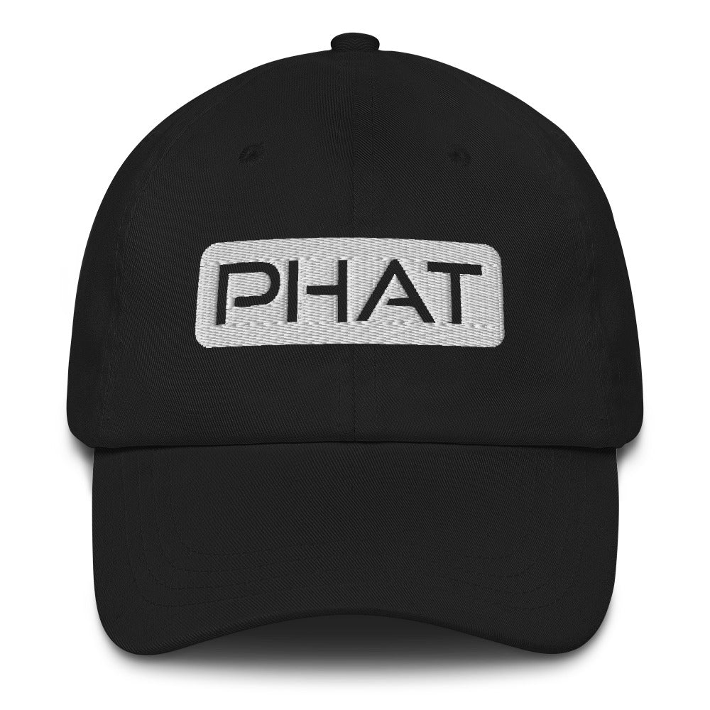 Phat Embroidered Dad Hat