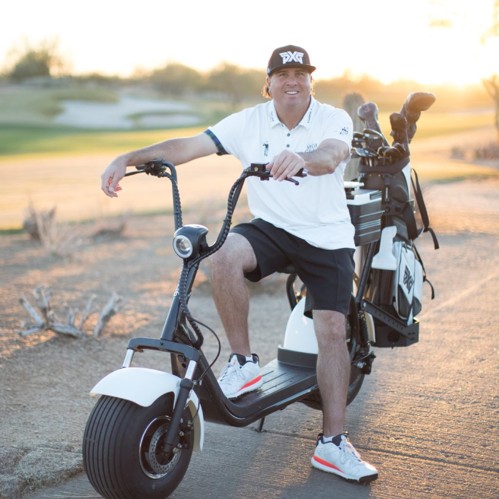 2019 HD Golf Electric Scooter