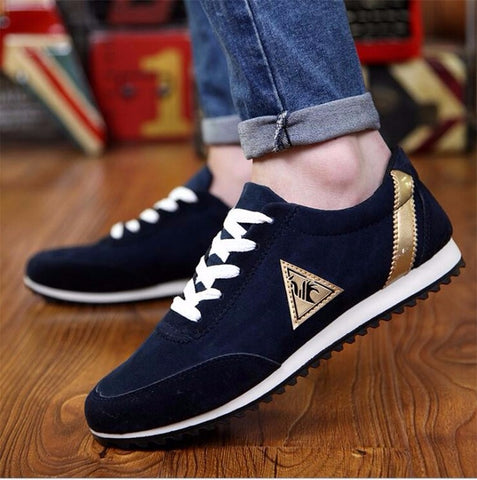 FREE Express Shipping 2017 Top quality new mens Casual Shoes canvas shoes for men man red black bule outdoor walking fashion Men's shoes men