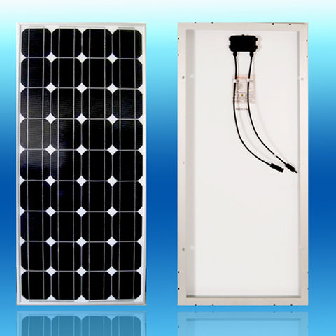 Solar Panel 1000W 12V Solar Module 100W 18V 10Pcs /Lot Battery Solar Power System For Cavaran Camping Led Light Placa Solar