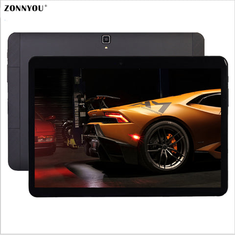 "FREE EXPRESS SHIPPING 10.1 Inch Tablet PC Android 6.0 Tab Pad 4GB RAM 32GB ROM Octa Core Play Store Bluetooth 4G Lte Phone Dual SIM Card 10.1"" Phabet"