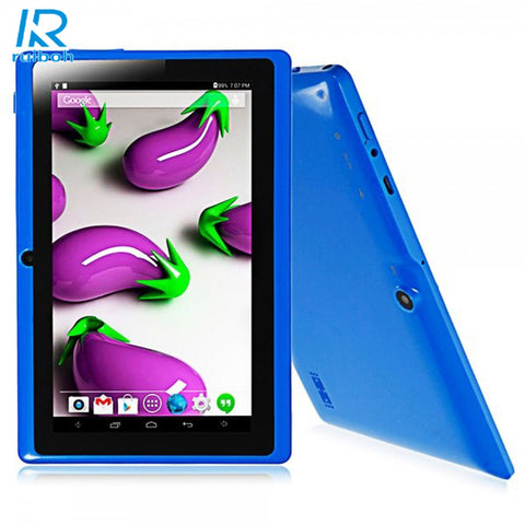 "FREE EXPRESS SHIPPING 7"" Tablet PC Google Android 4.4 Quad Core Dual Camera 512MB di Ram; 16 GB Rom WiFi Bluetooth Tablet PC"