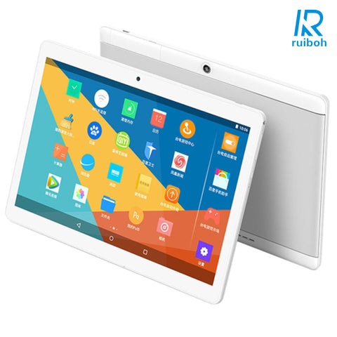 FREE EXPRESS SHIPPING 10.1 inch Tablet Pc Octa Core Phone 3G Call card 1280x800 Android 6.0 WiFi GPS Tablets PC Tablets Ultra Slim Dual SIM