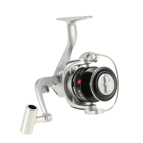 6 Ball Bearings Fishing Reel G-ratio 5.2:1 Left/Right Interchangeable Collapsible Handle Spinning Reel Metal Spool Pesca