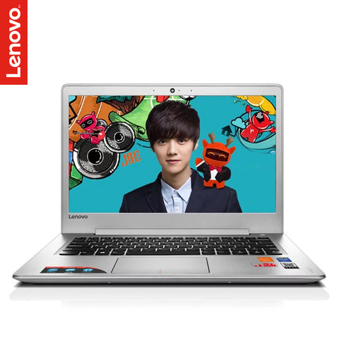 FREE EXPRESS SHIPPING Lenovo IdeaPad 510S-14ISK light laptop (intel core i5-7200U 4G 256 SSD AMD R7 2G IPS screen FHD1920*1080P) 14 inches Silver