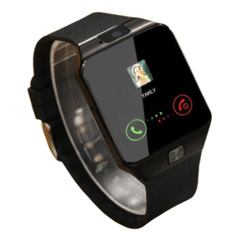 DZ09 Smart Watch With Camera Bluetooth WristWatch Sport Wearable Devices Support SIM TF Card Smartwatch For IOS Android Phones